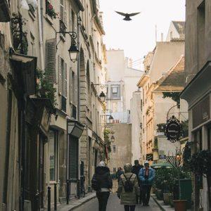 Vivre à Paris