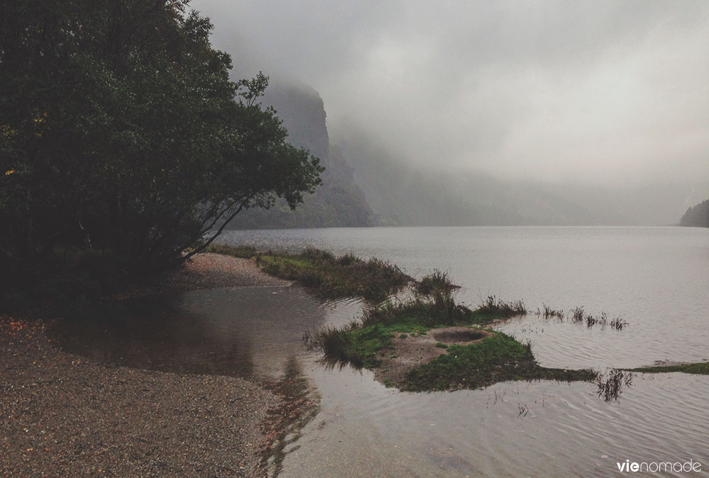 Lac Supérieur à Gleann Dá Loch