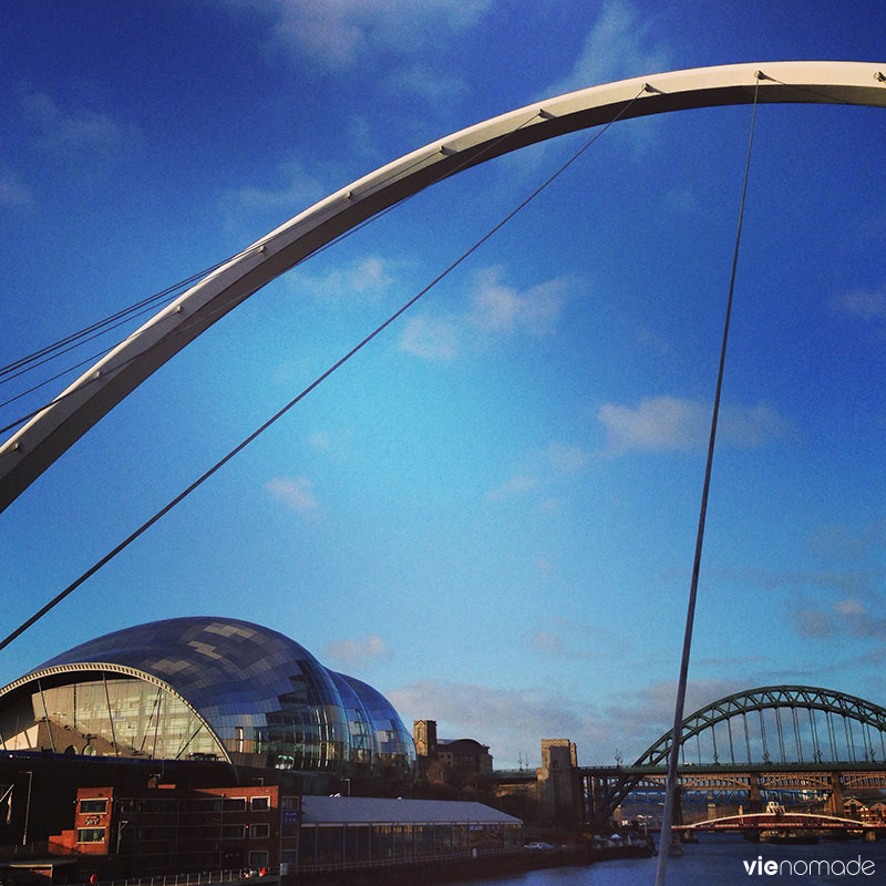 Les ponts de Newcastle