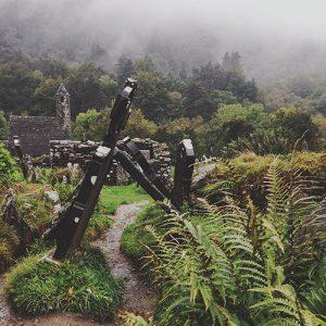 Wicklow: brumes irlandaises
