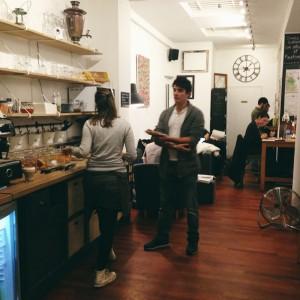 L'AntiCafé, Paris