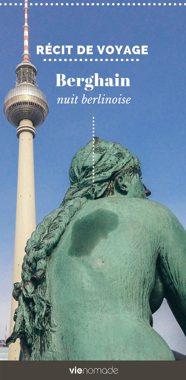 Berlin: première fois au club Berghain