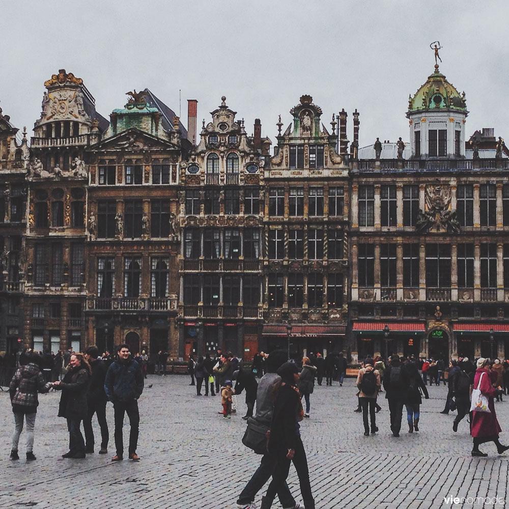 Grand-Place (Grote Markt) de Bruxelles