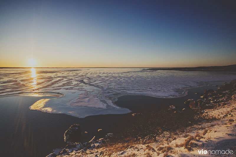 Road trip en Islande, en hiver