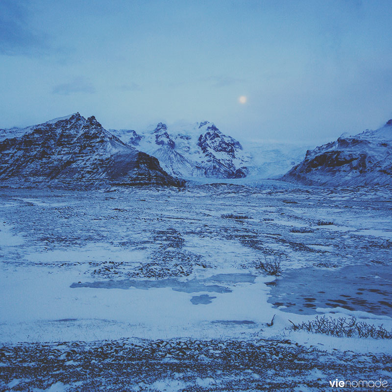 Islande road trip en hiver