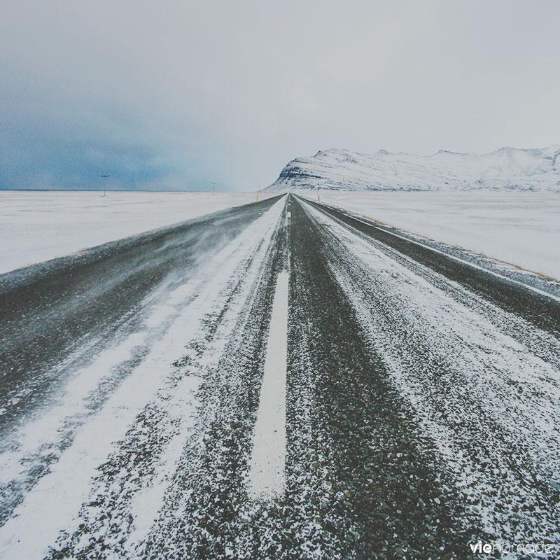 Islande Road Trip en hiver: Hofn