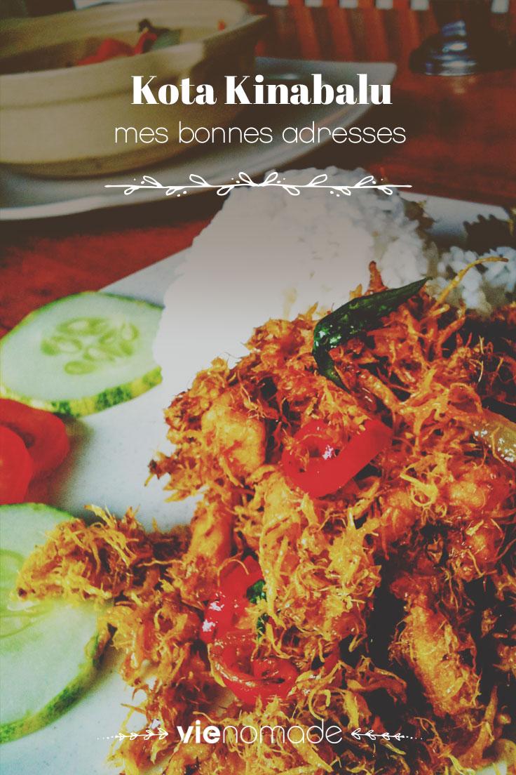 Adresses et bons plans à Kota Kinabalu