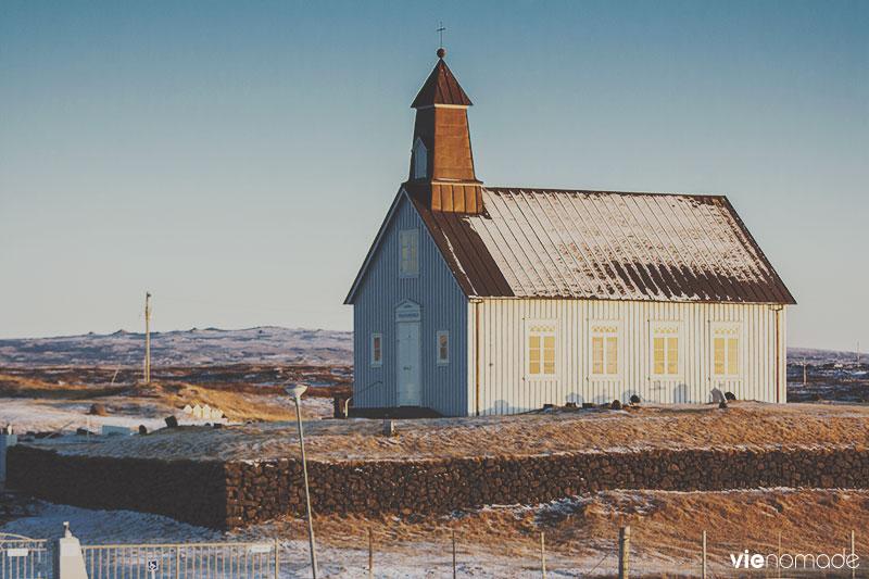 Strandarkirkja, Islande
