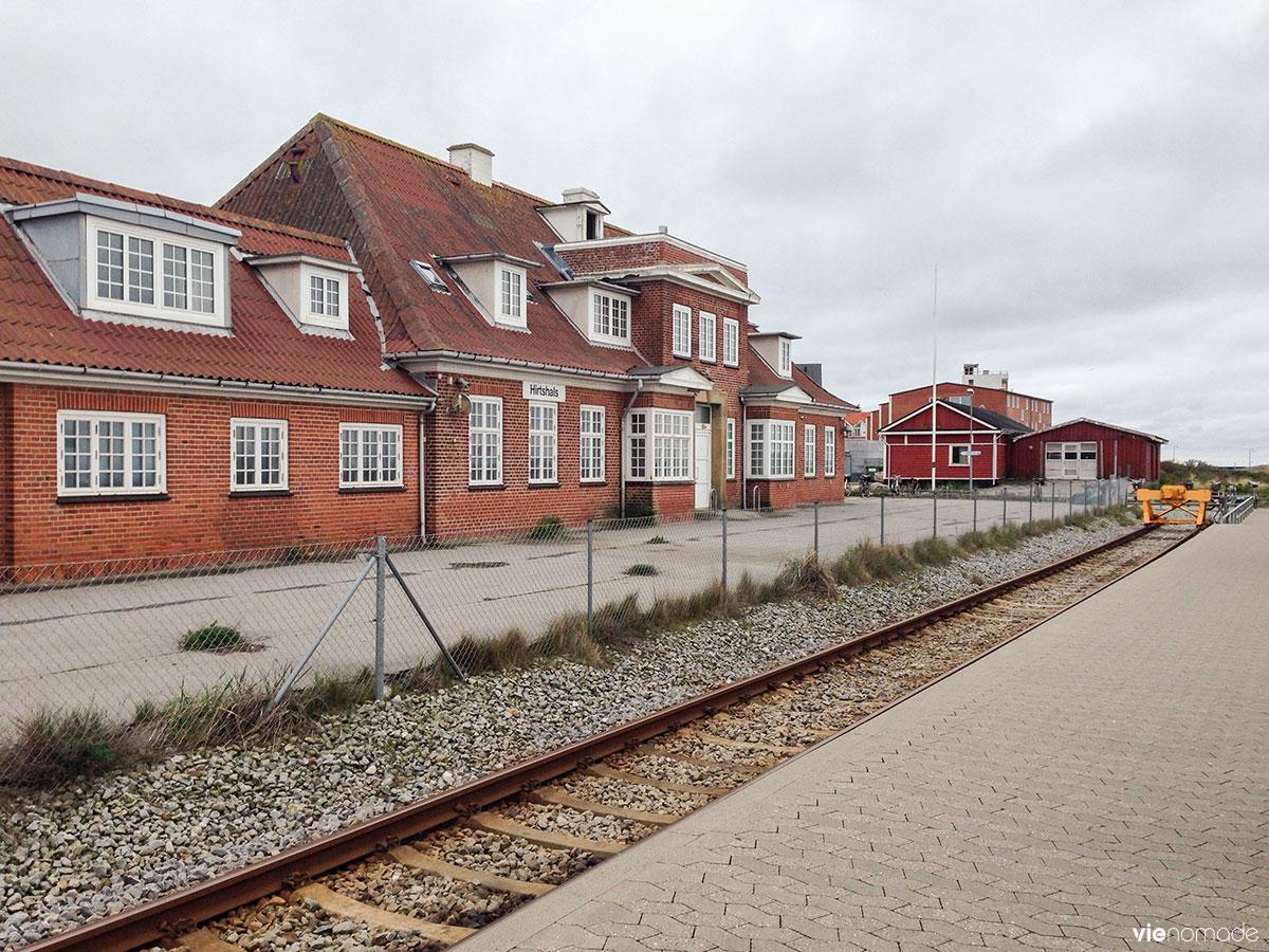 Gare de Hirtshals