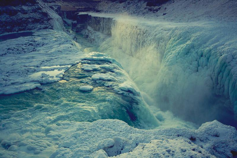 Godafoss, Islande