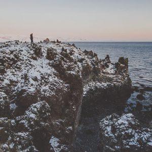 Islande road trip en hiver, Snaefellsness et Stykkisholmur