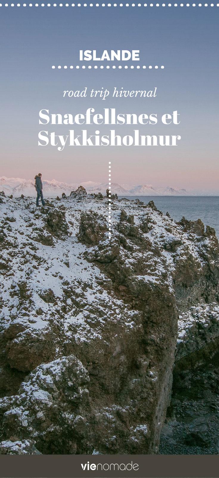 Voyage en Islande: un road trip en hiver