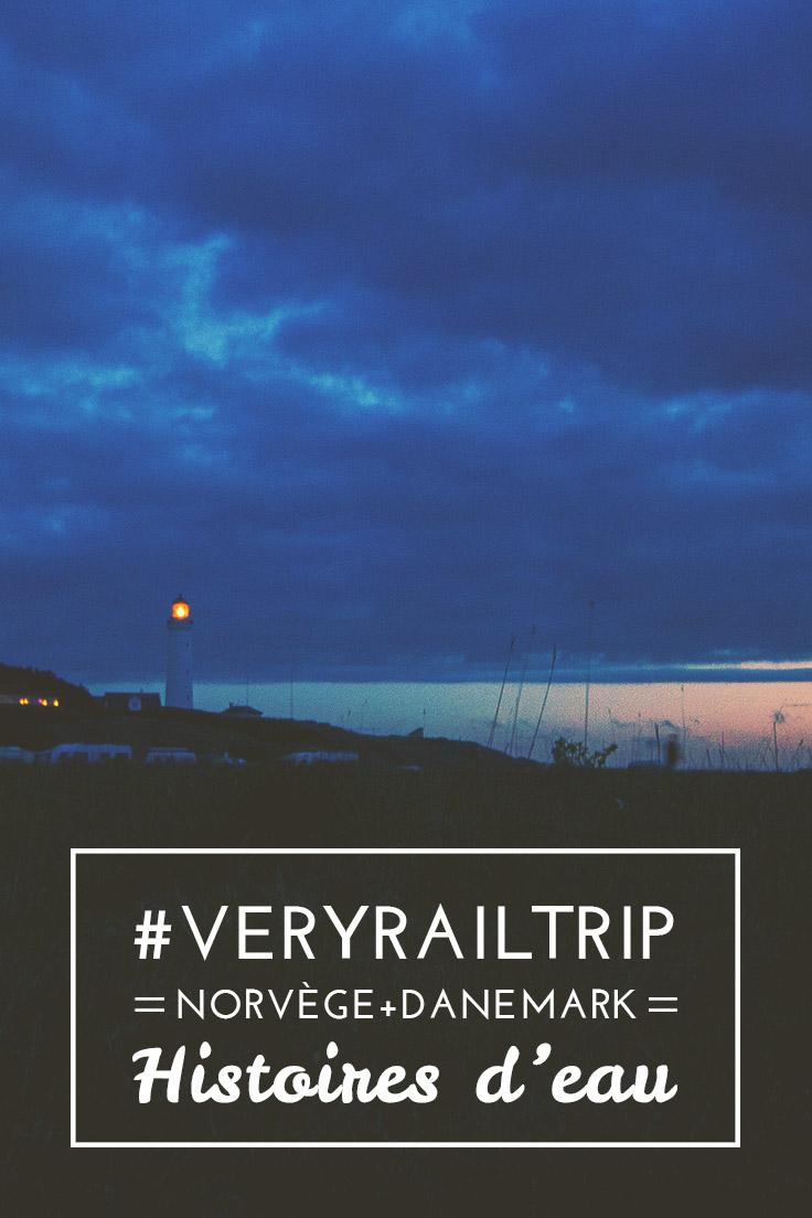 De Larvik à Hirtshals en ferry