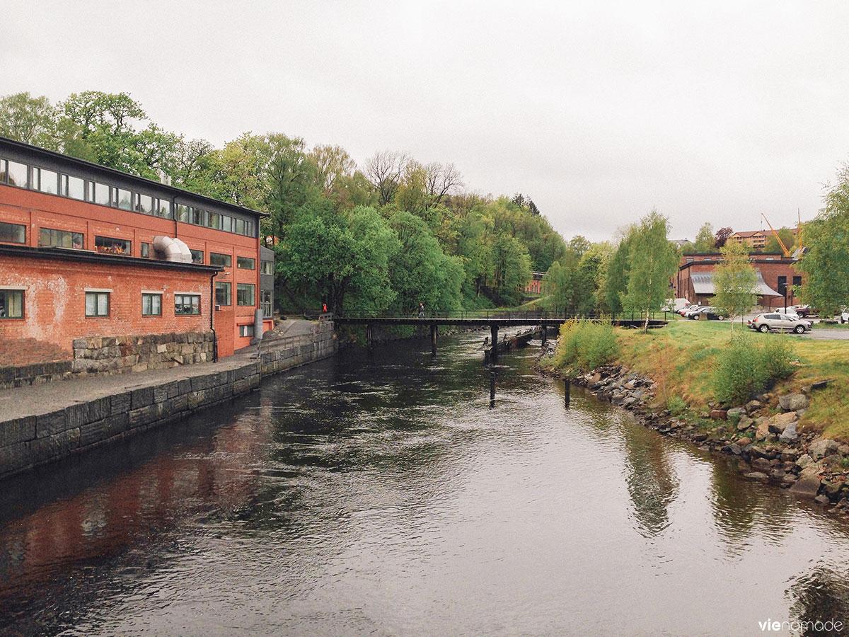 Larvik, Norvège