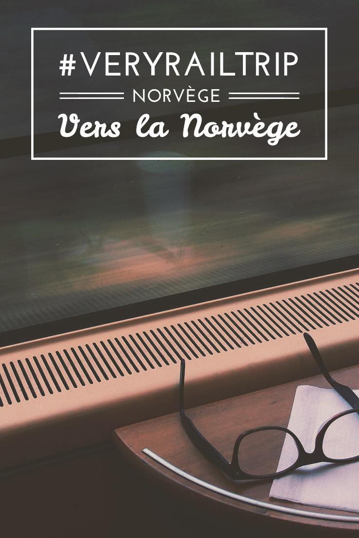 Vers la Norvège en train