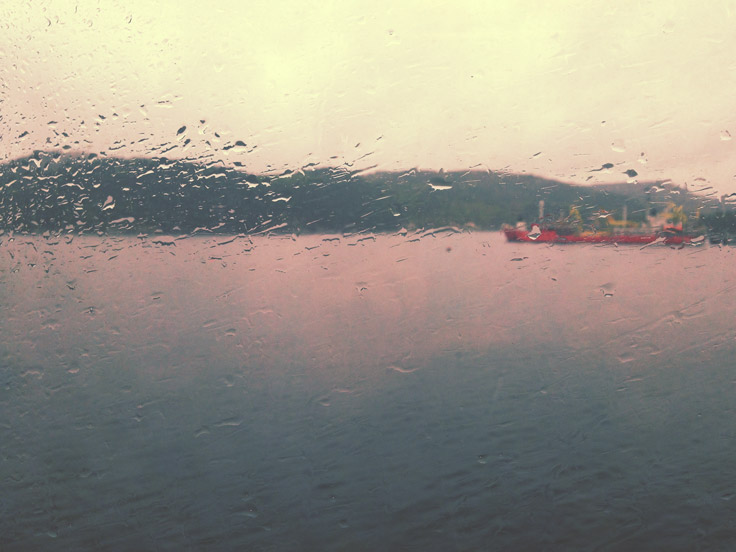 Norvège, entre Göteborg et Oslo