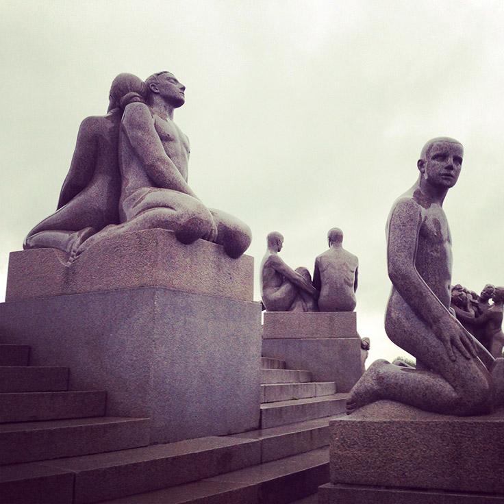 Vigelandspark, Oslo
