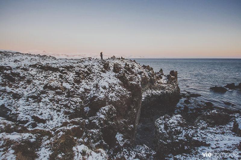 Snaefellsnes, Islande