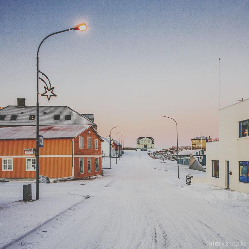 Stykkisholmur, Islande