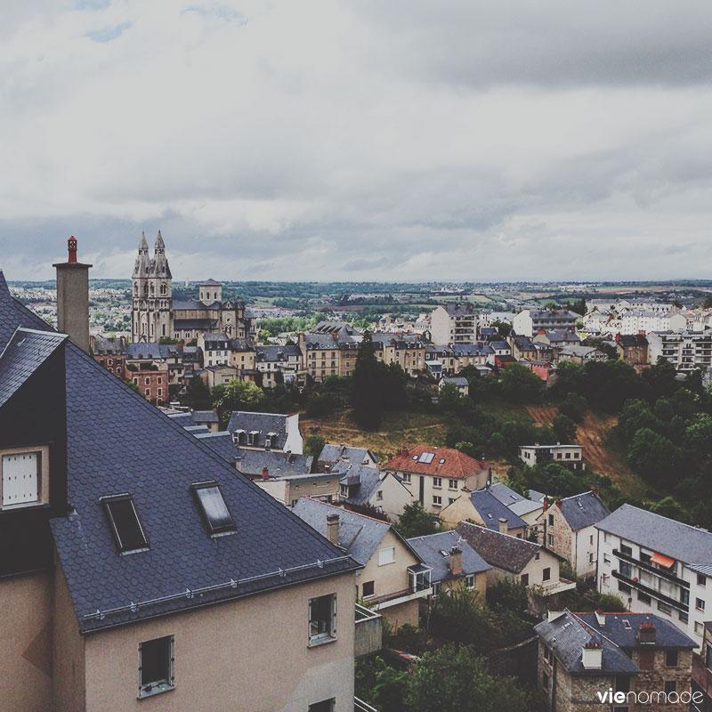 Rodez, dans l'Aveyron