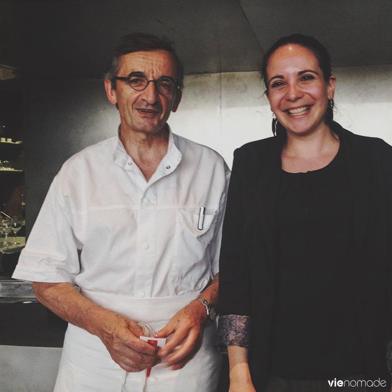 Rencontre avec Michel Bras à Rodez