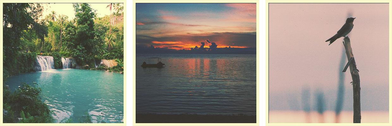 Îles: Philippines