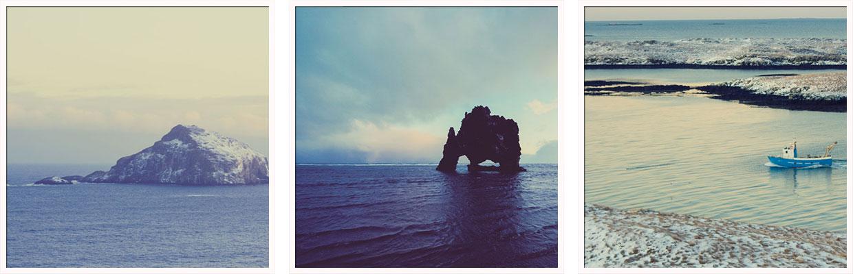 Îles: Islande