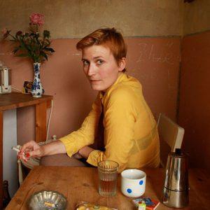 Natascha, être artiste à Berlin