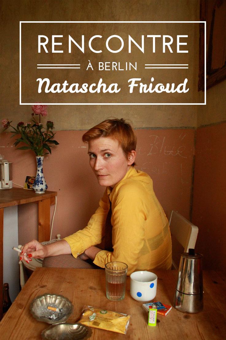 Natascha Frioud, illustratrice