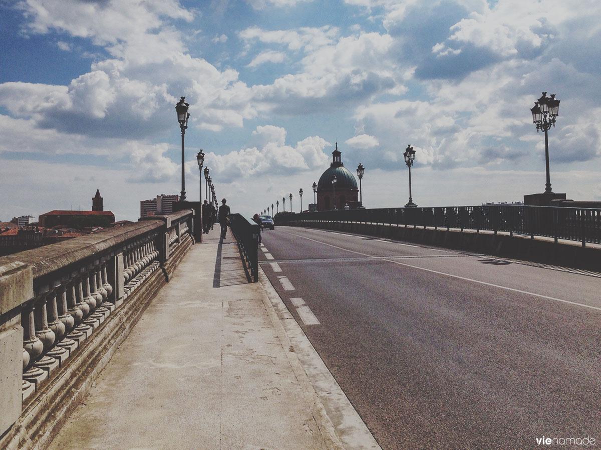 Le Pont Saint-Pierre de Toulouse