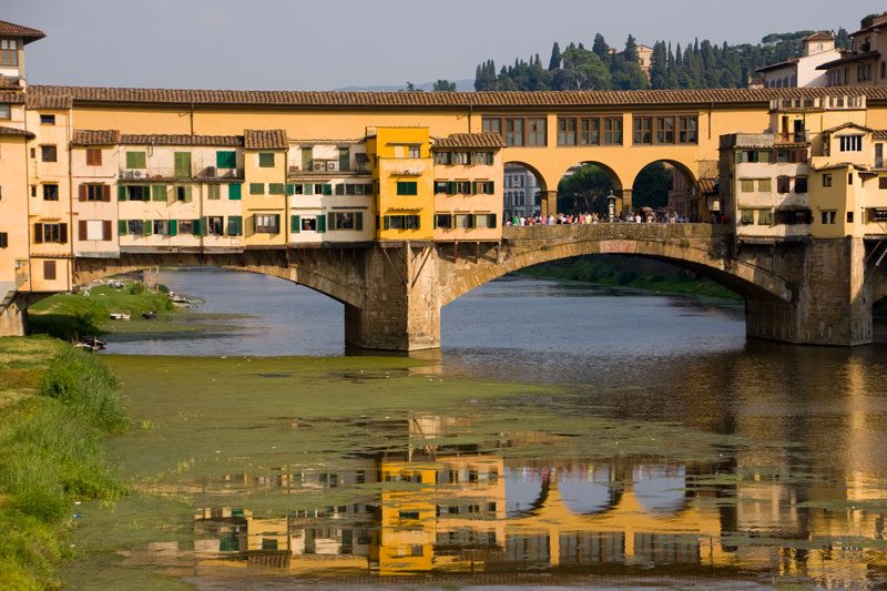 Touristes à Florence