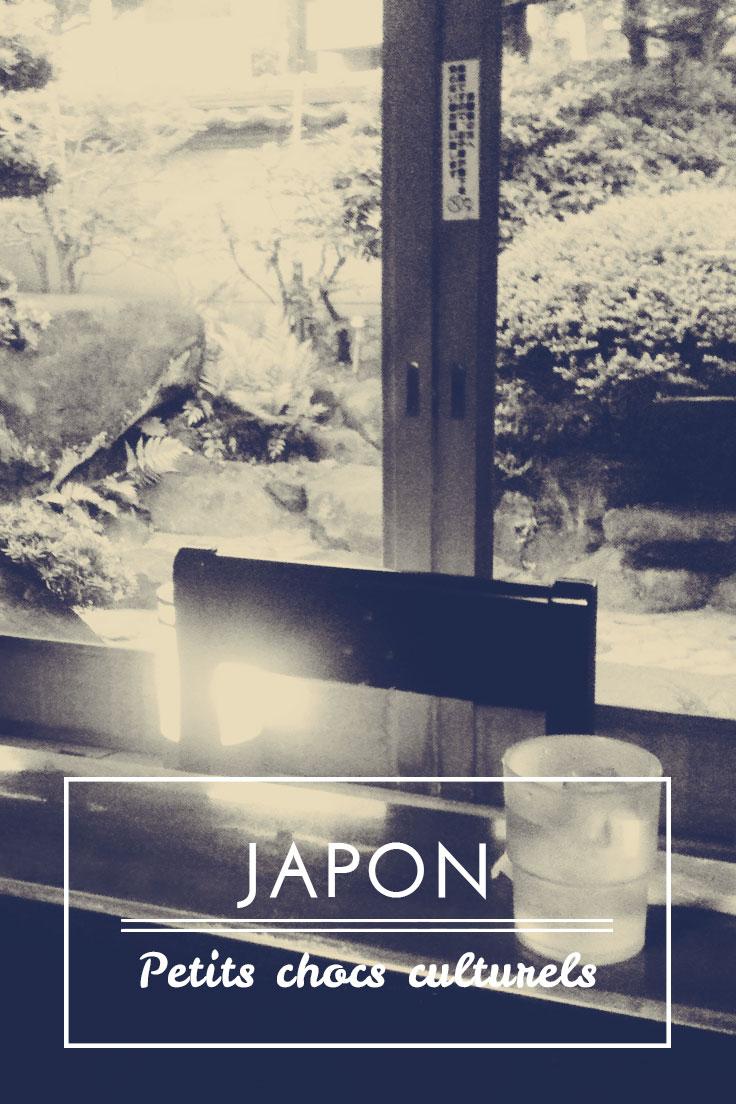 Japon: choc culturel
