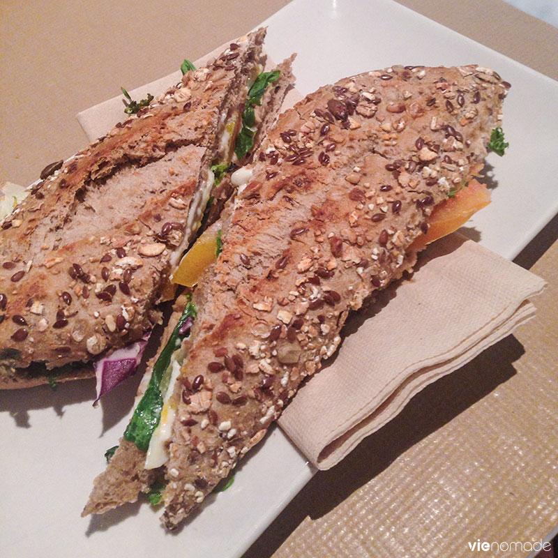 Manger végétarien à Barcelone