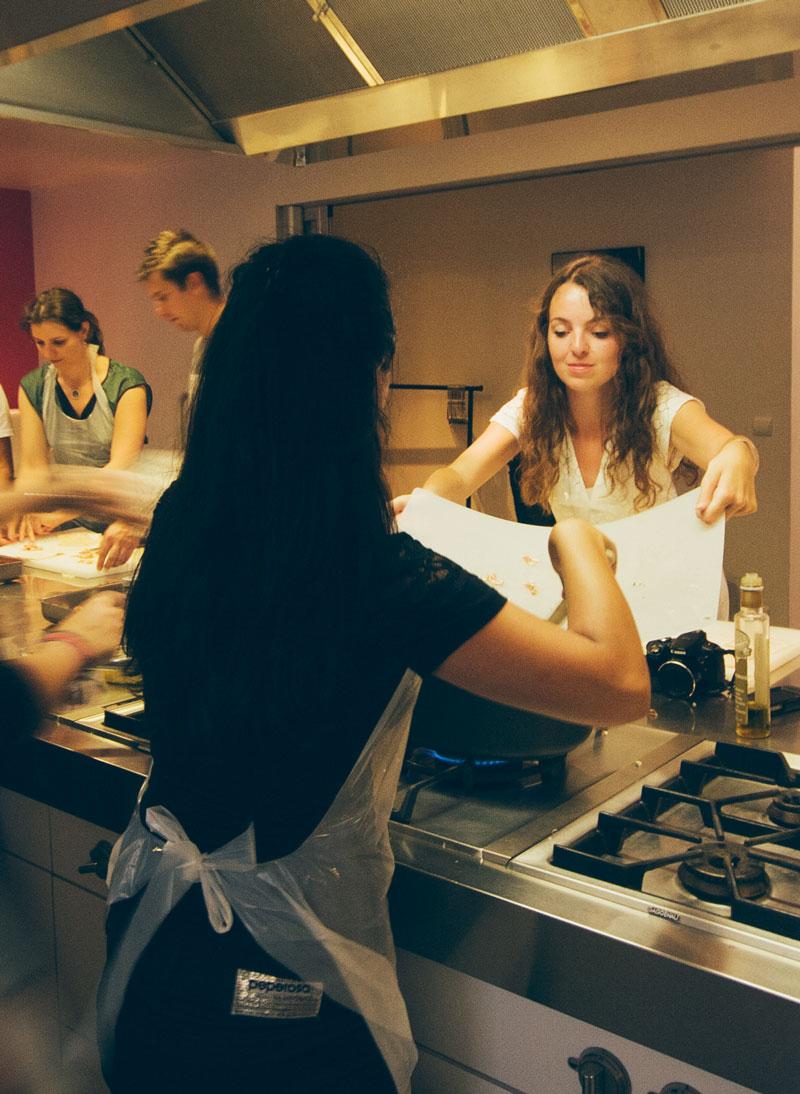 Les apprentis Gourmets, Cannes