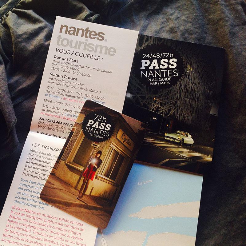 Pass Nantes Tourisme