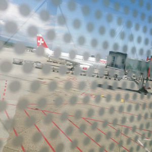 Grève aérienne, aéroport de Genève