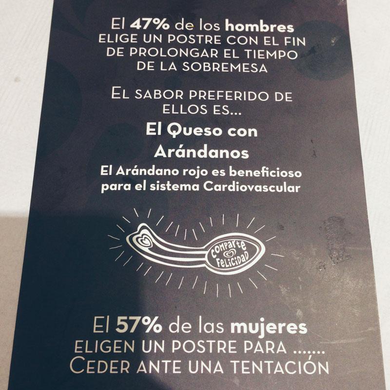 Barcelone: publicité frigo