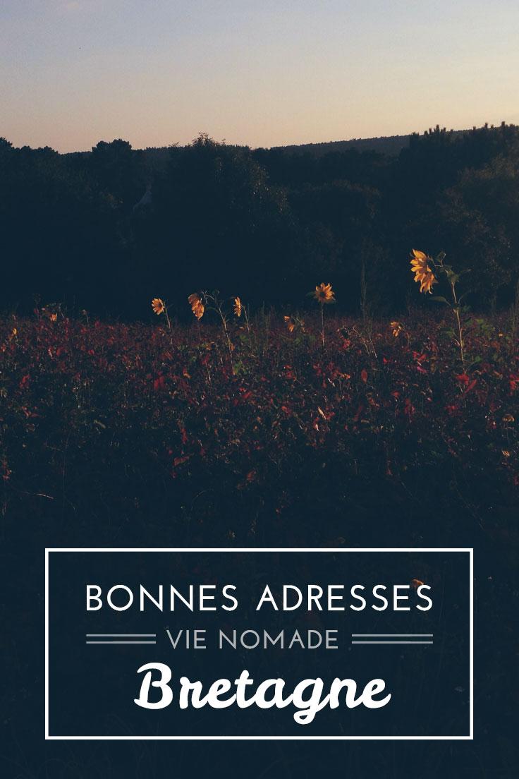 Mes bonnes adresses en Bretagne