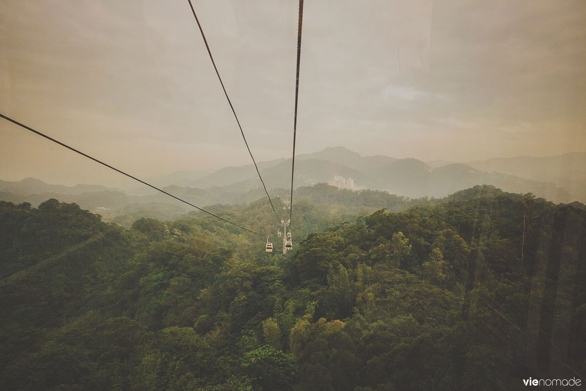Maokong Gondola, Taipei