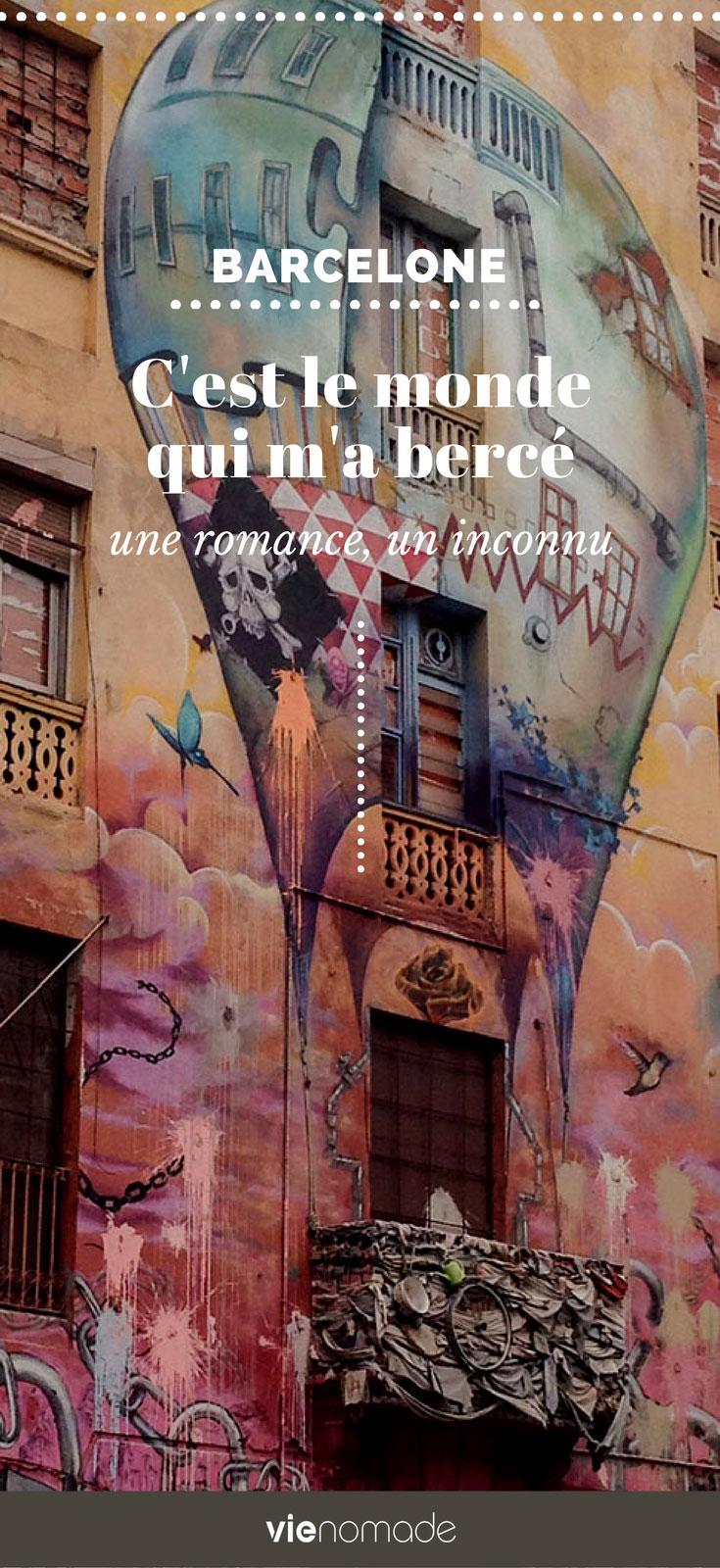 Récit de voyage: une romance à Barcelone
