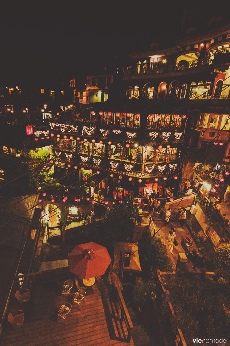 Jioufen, Taïwan