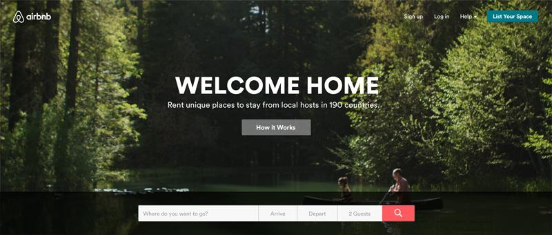 se loger avec airbnb