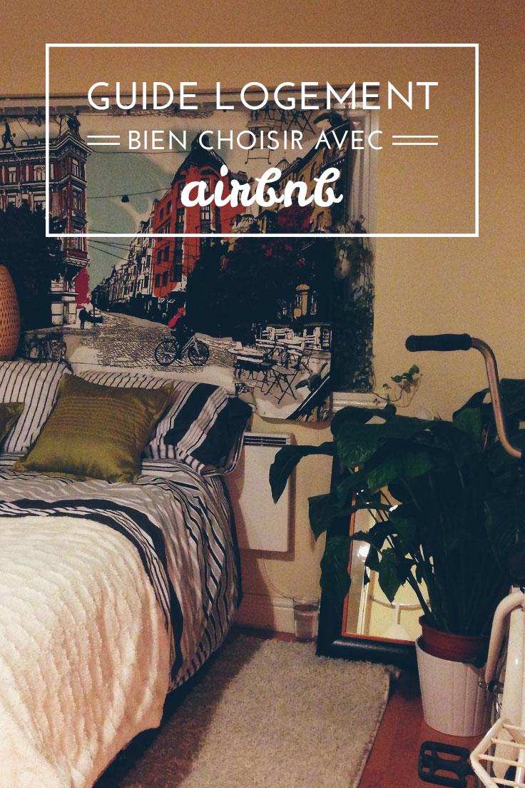 Guide logement: bien choisir avec airbnb