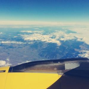 Romance en avion
