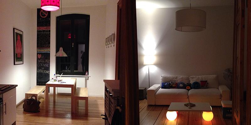 Louer un studio airbnb