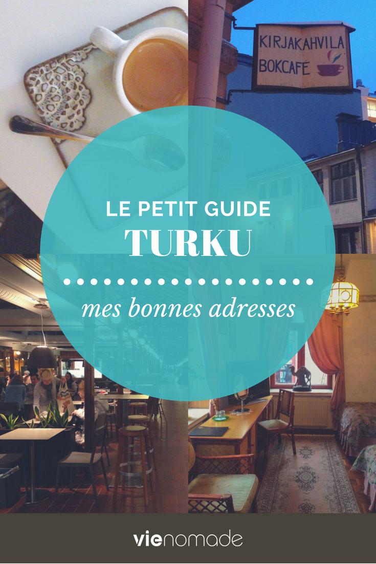 Guide Turku en Finlande: que faire, où manger et où dormir!
