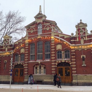 Le marché de Turku