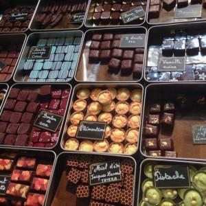 Chocolats d'artisans corses