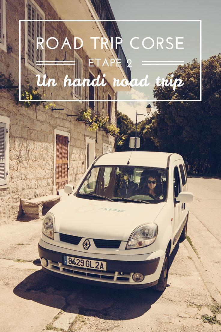 Un handi road trip Corse
