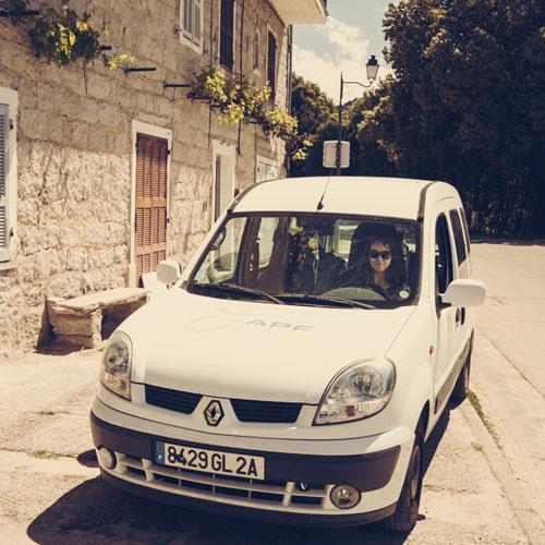 Voyage et mobilité réduite: un road trip Corse